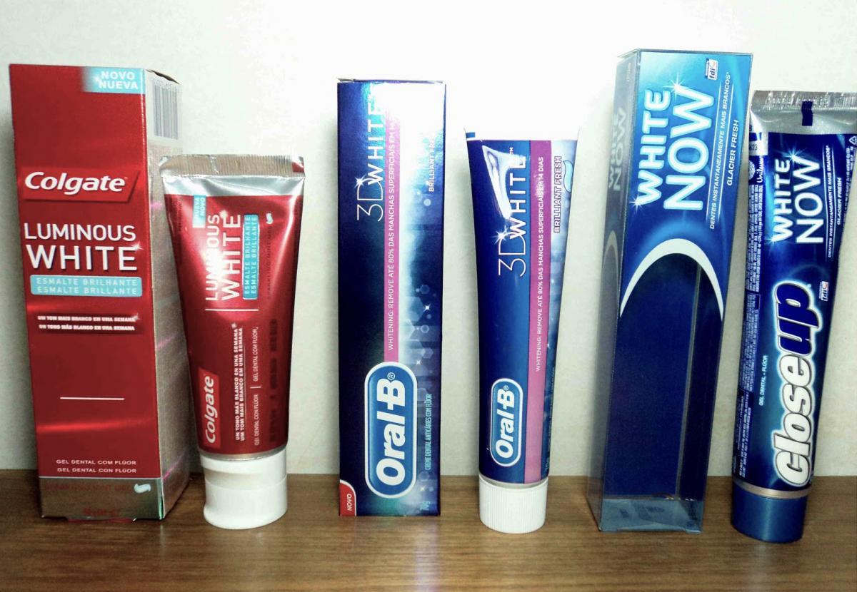 Creme Dental Com Clareador Funciona Arte Sorriso Dentista Nos